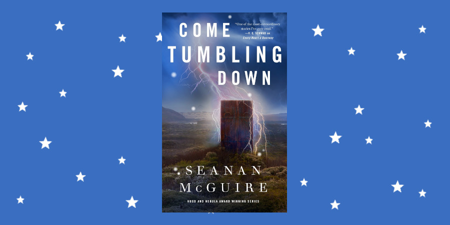 "Jack and Jill are back in Seanan McGuire's 5th Wayward Children novella, ""Come Tumbling Down"""