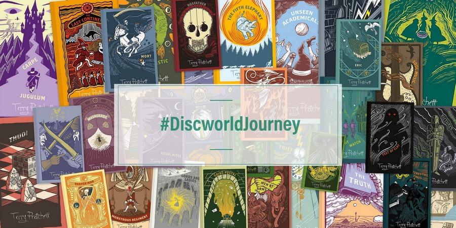 #DiscworldJourney: Meine Lesereise durch die Scheibenwelt