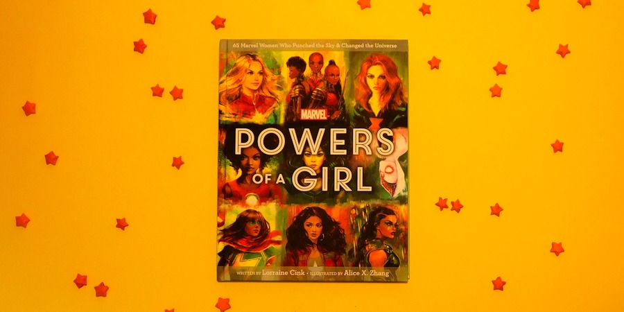 Higher, further, faster – Marvel: Powers of a Girl