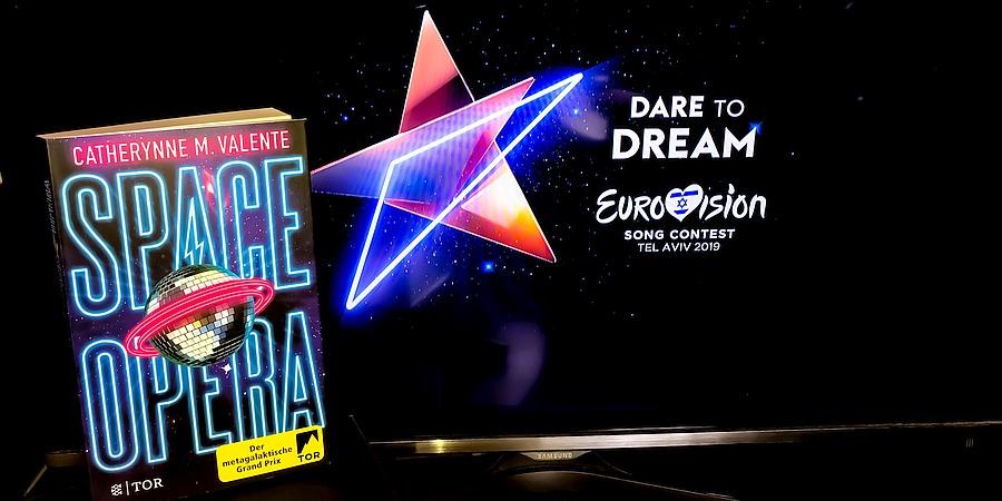ESC goes galactic – Space Opera von Catherynne M. Valente