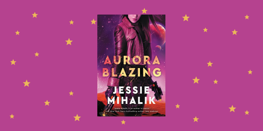 Second time's the charm? Aurora Blazing von Jessie Mihalik