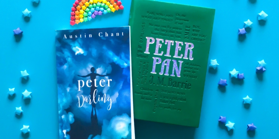 Rezension zu Peter Darling von Austin Chant