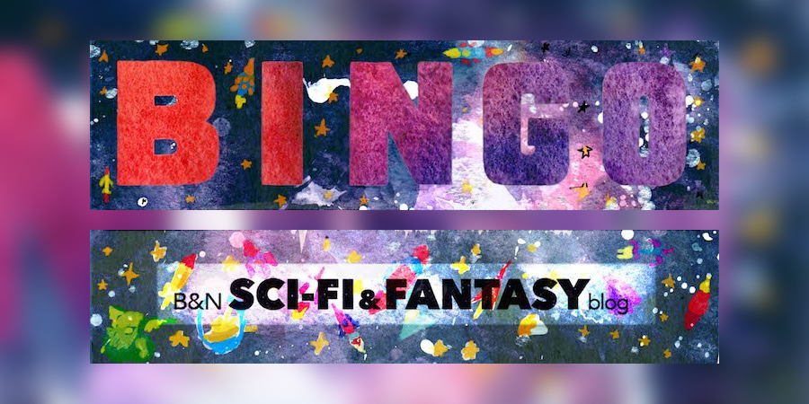 The Barnes & Noble SFF Book Bingo