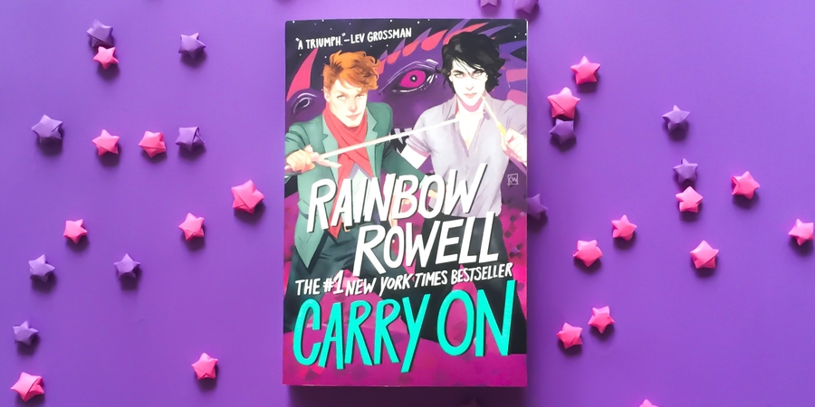 Rowell, Rainbow: Carry On