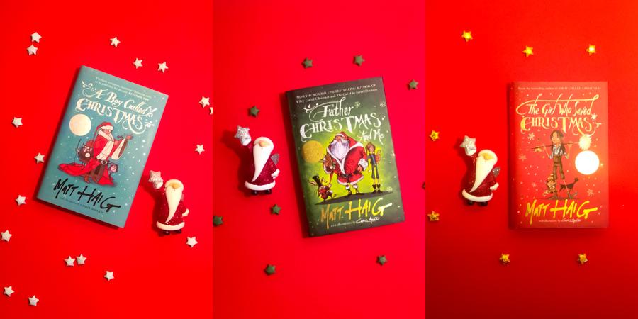 Die Weihnachtsbücher von Matt Haig