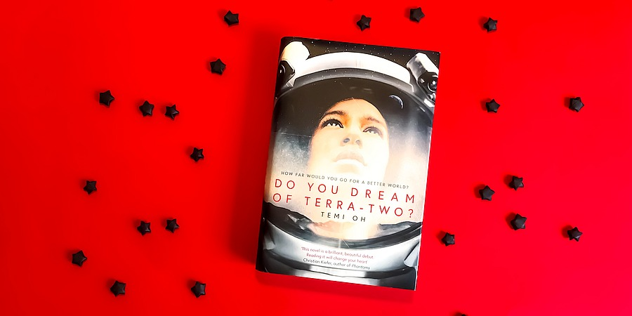 Exploring Space and Psyche: Do You Dream of Terra-Two? von Temi Oh