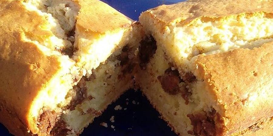 A bis Z Backchallenge Woche 4: D wie Duplo-Kastenkuchen