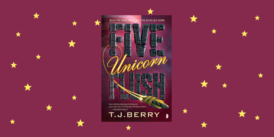 Berry, T.J.: Five Unicorn Flush