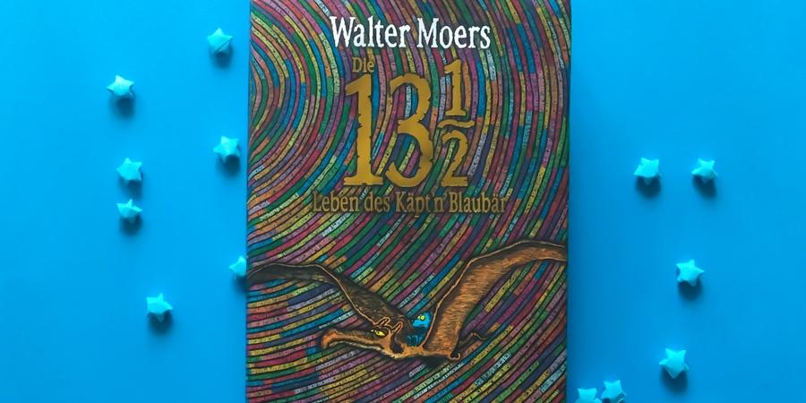 Rezension zu Die 13½ Leben des Käpt'n Blaubär von Walter Moers