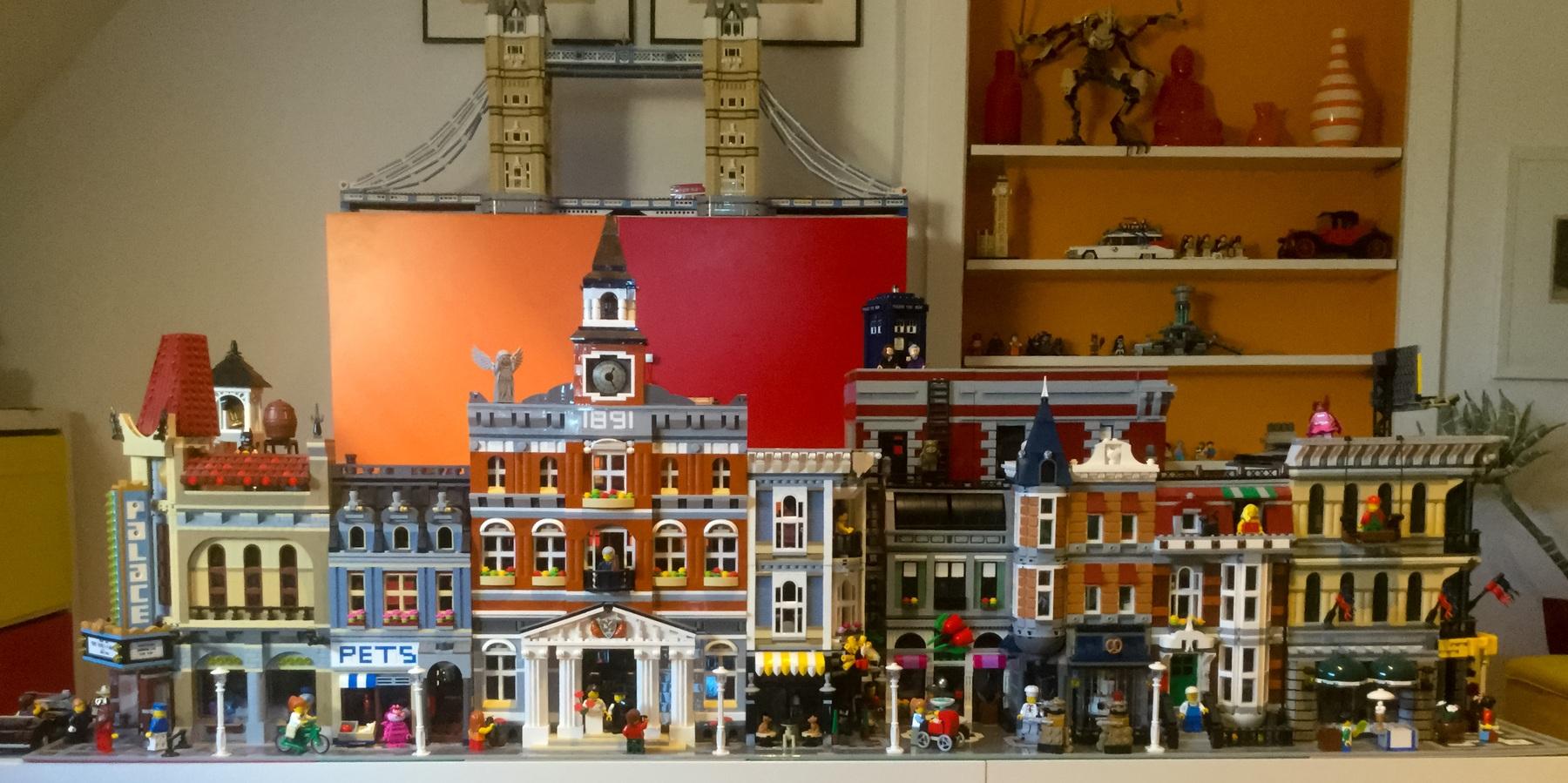 Tausende bunte Steinchen: 60 Jahre LEGO