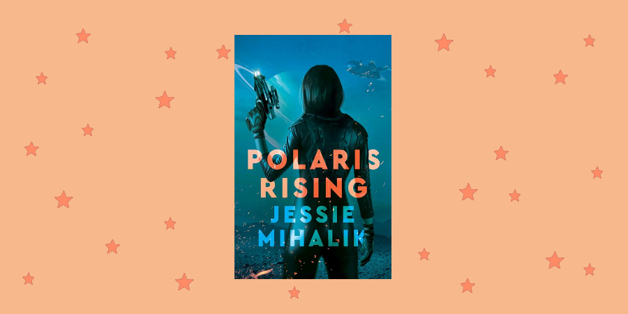 #RikeRants about runaway space princesses: Polaris Rising von Jessie Mihalik