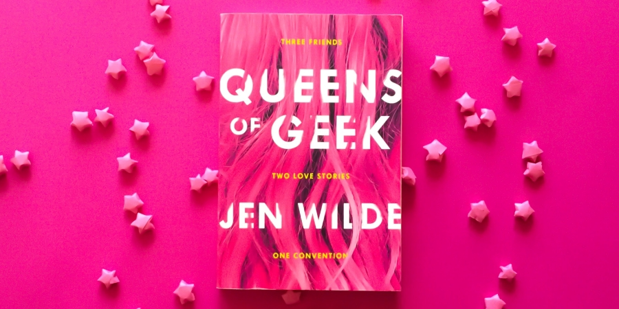 Wilde, Jen: Queens of Geek