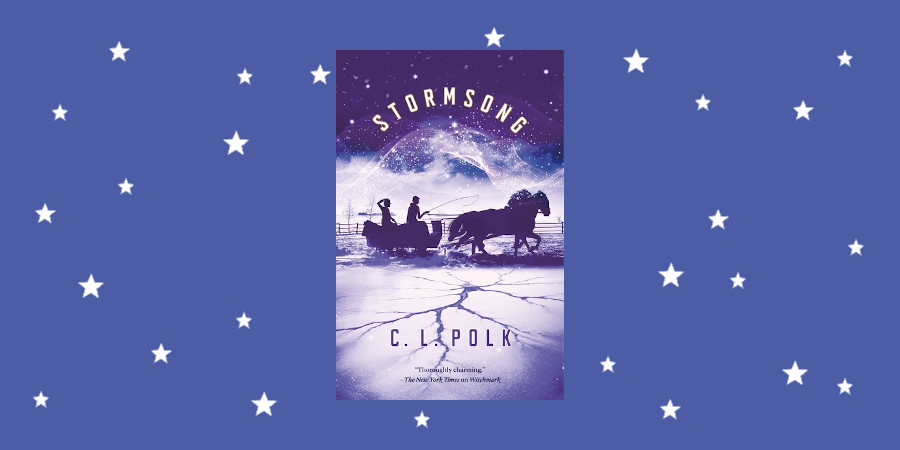 More Magic in Edwardian Non-England: CL Polk's Stormsong