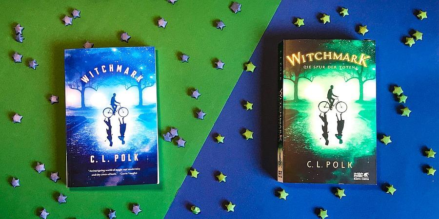 Mord und Magie in Edwardian Non-England: Witchmark von CL Polk